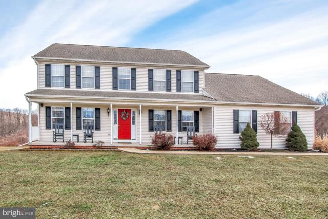 120 Percheron Drive, YORK, PA 17406 (#PAYK110500) :: The Heather Neidlinger Team With Berkshire Hathaway HomeServices Homesale Realty