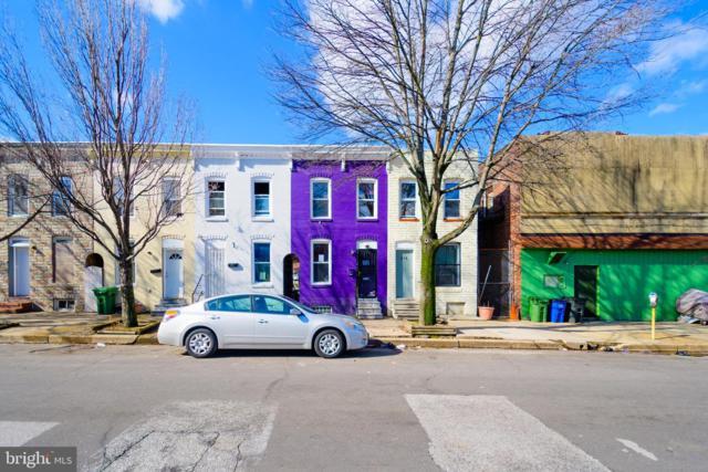 616 N Montford Avenue, BALTIMORE, MD 21205 (#MDBA437078) :: Blue Key Real Estate Sales Team