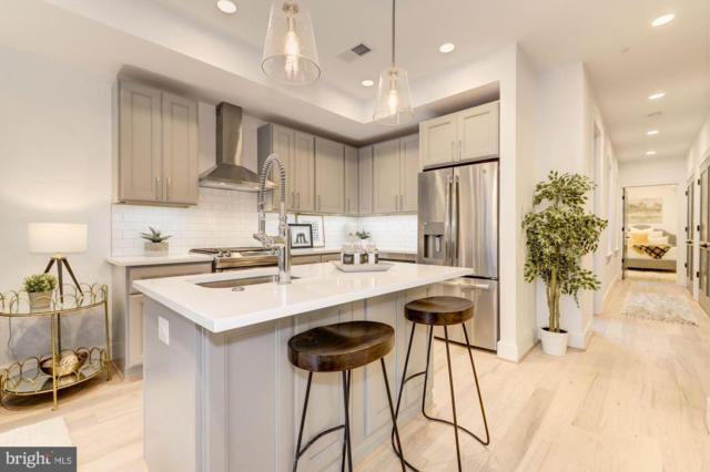 811 Upshur Street NW #4, WASHINGTON, DC 20011 (#DCDC399856) :: Blue Key Real Estate Sales Team
