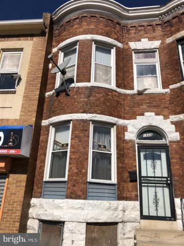 1668 W North Avenue, BALTIMORE, MD 21217 (#MDBA437106) :: Blue Key Real Estate Sales Team