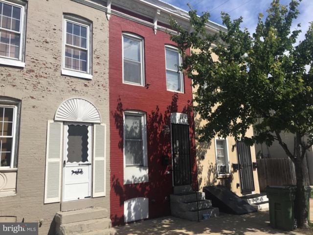 1404 W Carroll Street, BALTIMORE, MD 21230 (#MDBA437108) :: Blue Key Real Estate Sales Team