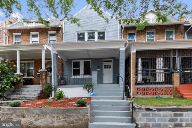 5712 8TH Street NW, WASHINGTON, DC 20011 (#DCDC399868) :: Lucido Agency of Keller Williams