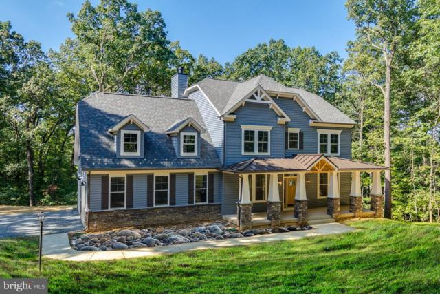 6607 Accipiter Drive, NEW MARKET, MD 21774 (#MDFR233018) :: AJ Team Realty
