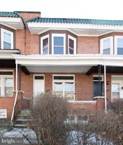 2531 Arunah Avenue, BALTIMORE, MD 21216 (#MDBA437160) :: Tessier Real Estate