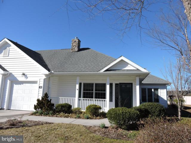 11 Bayberry Street #6, GEORGETOWN, DE 19947 (#DESU132660) :: The Windrow Group