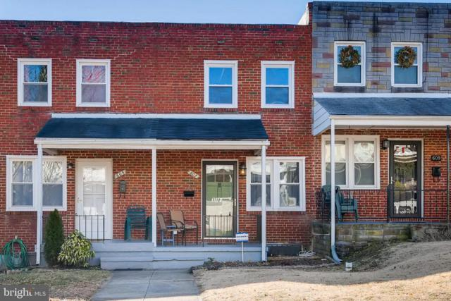 607 W 36TH Street, BALTIMORE, MD 21211 (#MDBA437188) :: Colgan Real Estate