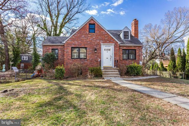 4504 N Chelsea Lane, BETHESDA, MD 20814 (#MDMC620530) :: The Foster Group