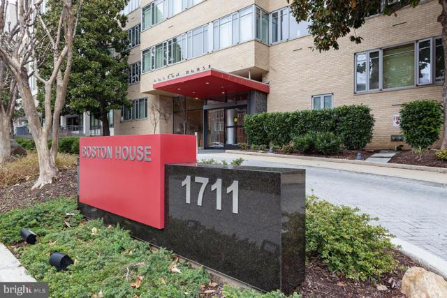 1711 Massachusetts Avenue NW #523, WASHINGTON, DC 20036 (#DCDC399938) :: AJ Team Realty
