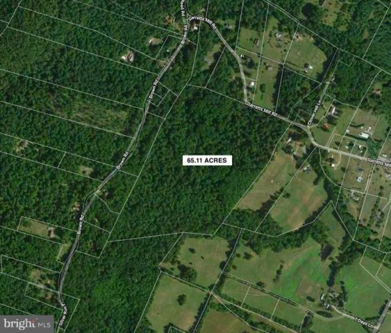 65+ Acres Garretts Mill Road, KNOXVILLE, MD 21758 (#MDWA158788) :: RE/MAX 1st Realty