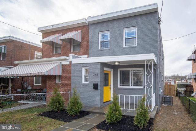745 Oglethorpe Street NE, WASHINGTON, DC 20011 (#DCDC399984) :: TVRG Homes
