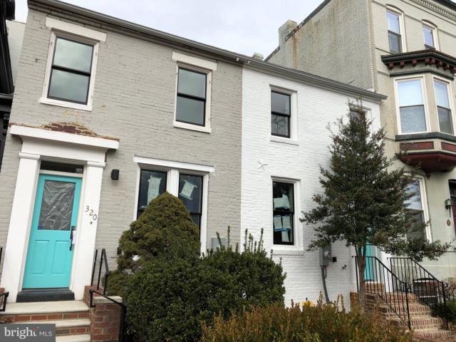 322 A Street NE, WASHINGTON, DC 20002 (#DCDC399996) :: Pearson Smith Realty