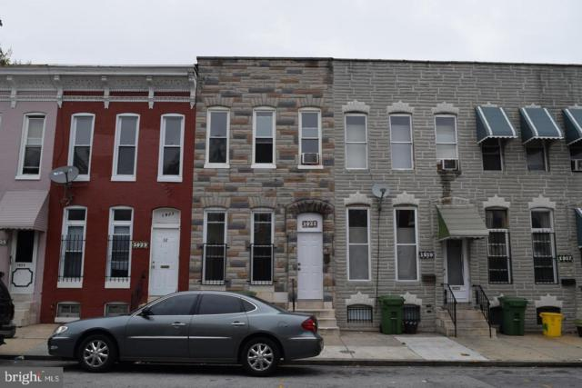 1921 Division Street, BALTIMORE, MD 21217 (#MDBA437268) :: The Dailey Group