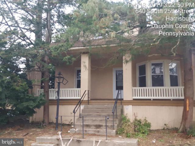 645 S 25TH Street, HARRISBURG, PA 17104 (#PADA106870) :: Flinchbaugh & Associates