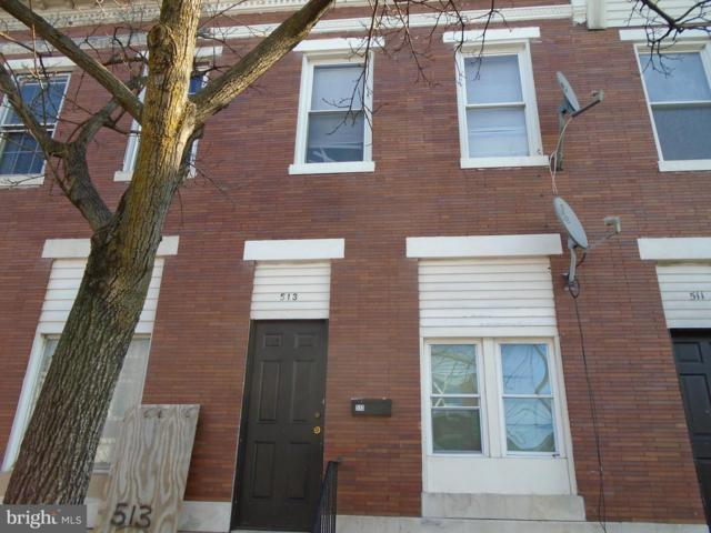 513 N Kenwood Avenue, BALTIMORE, MD 21205 (#MDBA437272) :: Browning Homes Group