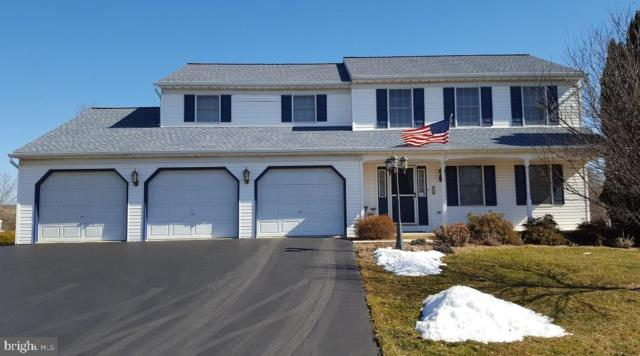 195 Laurel Drive, MOUNT WOLF, PA 17347 (#PAYK110630) :: Benchmark Real Estate Team of KW Keystone Realty