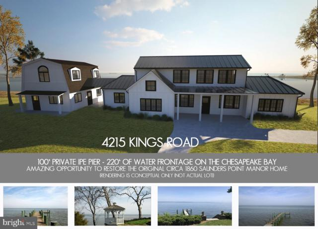4215 Kings Road, EDGEWATER, MD 21037 (#MDAA375150) :: Remax Preferred | Scott Kompa Group
