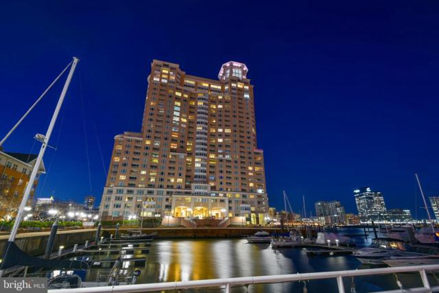 100 Harborview Drive Ph1d, BALTIMORE, MD 21230 (#MDBA437522) :: ExecuHome Realty