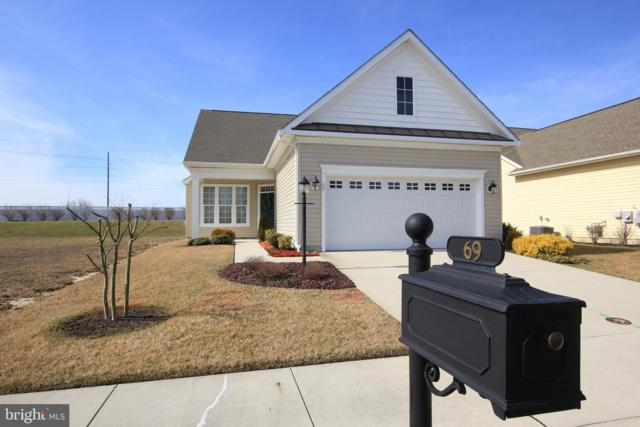 69 Whistling Duck Drive, BRIDGEVILLE, DE 19933 (#DESU132818) :: Remax Preferred | Scott Kompa Group