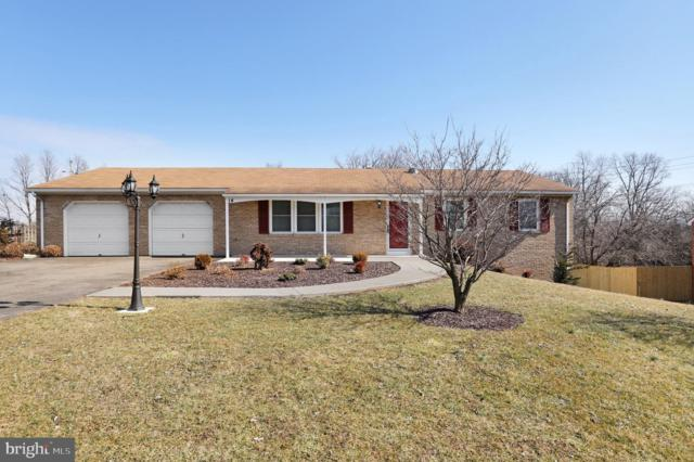 14 Carriage Hill Drive, HAGERSTOWN, MD 21742 (#MDWA158830) :: Colgan Real Estate