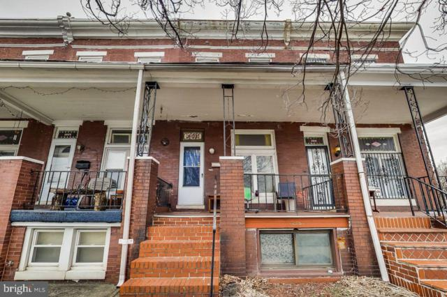 2603 Huntingdon Avenue, BALTIMORE, MD 21211 (#MDBA437562) :: AJ Team Realty