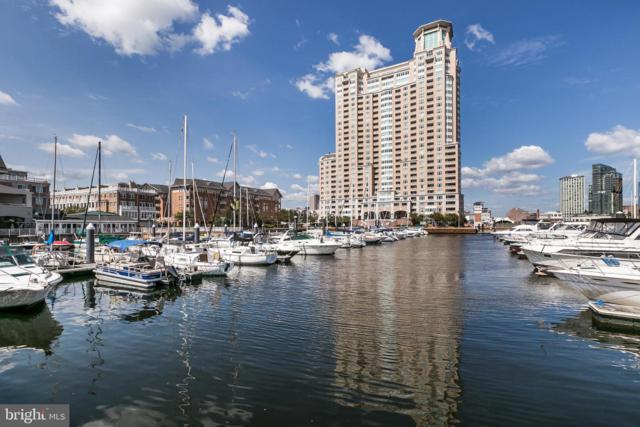 100 Harborview Drive #203, BALTIMORE, MD 21230 (#MDBA437604) :: ExecuHome Realty