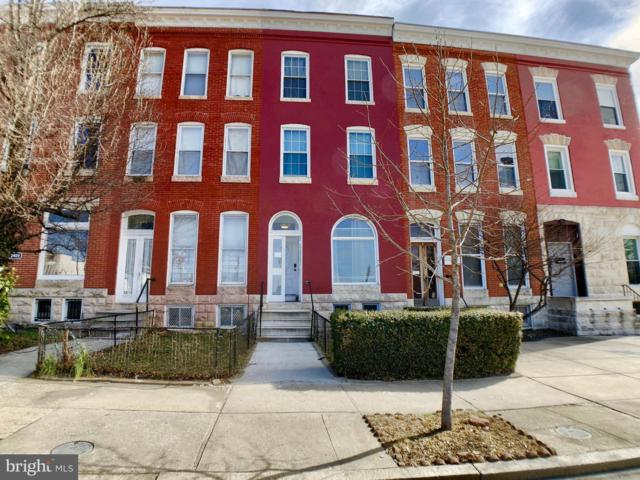 2405 Maryland Avenue, BALTIMORE, MD 21218 (#MDBA437624) :: ExecuHome Realty
