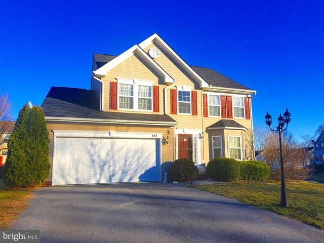 419 Quality Terrace, MARTINSBURG, WV 25403 (#WVBE160264) :: The Kenita Tang Team