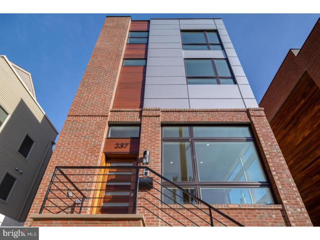 237 N 23RD Street #1, PHILADELPHIA, PA 19103 (#PAPH720762) :: Keller Williams Realty - Matt Fetick Team