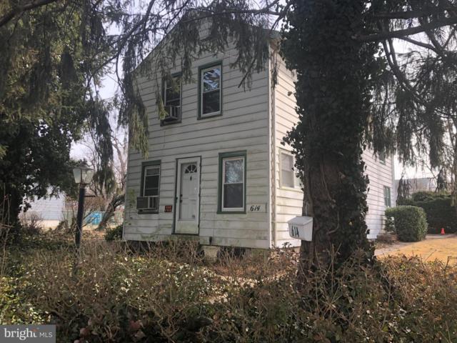 614 Cedar Lane, HAMILTON, NJ 08610 (#NJME265616) :: The John Wuertz Team