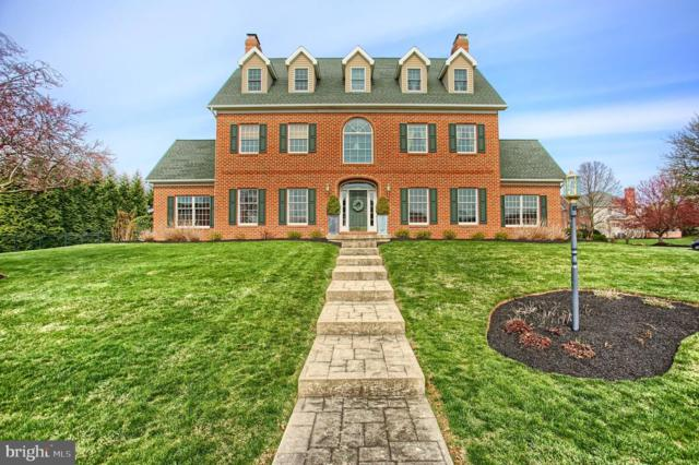 332 W Meadow Drive, MECHANICSBURG, PA 17055 (#PACB109518) :: Teampete Realty Services, Inc