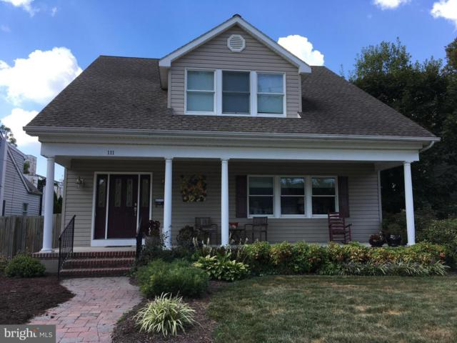 111 Park Street, EASTON, MD 21601 (#MDTA132800) :: RE/MAX Coast and Country