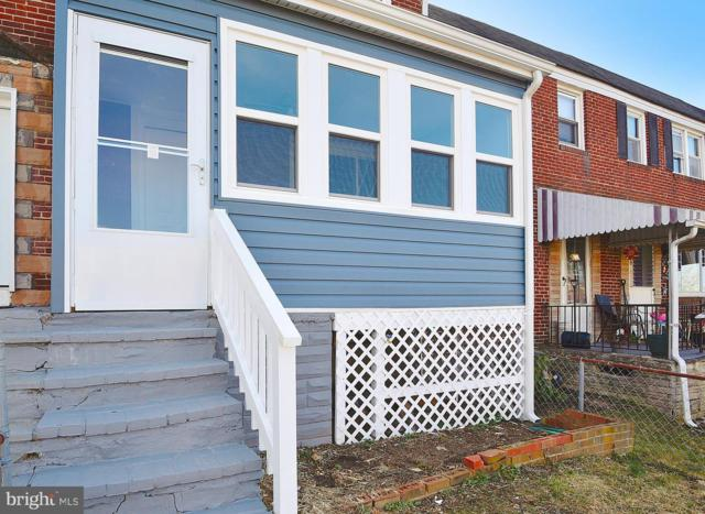 311 Arden Road W, BALTIMORE, MD 21225 (#MDAA375332) :: AJ Team Realty