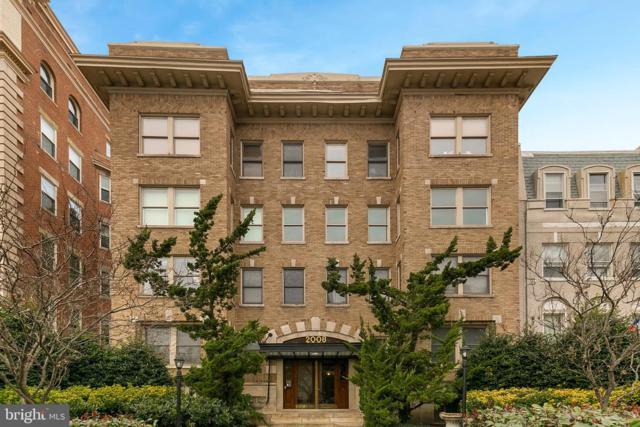 2008 16TH Street NW #6, WASHINGTON, DC 20009 (#DCDC400272) :: Colgan Real Estate