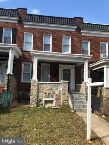 3106 Oakfield Avenue, BALTIMORE, MD 21216 (#MDBA437728) :: Remax Preferred | Scott Kompa Group