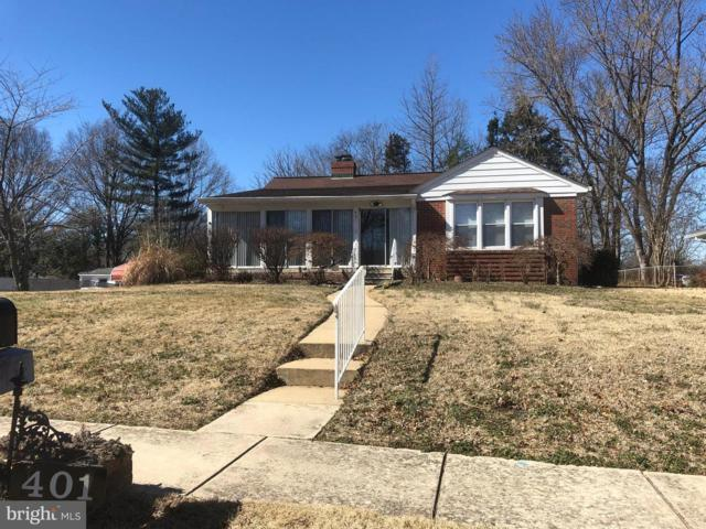 401 Phelps Avenue, GLEN BURNIE, MD 21060 (#MDAA375416) :: Colgan Real Estate