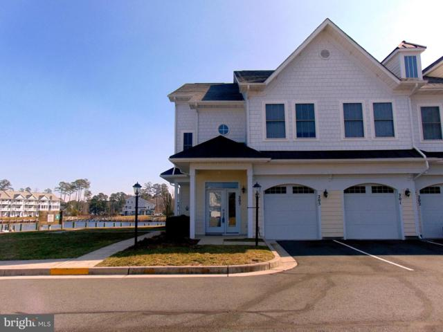 11100 Blockade Lane #205, BERLIN, MD 21811 (#MDWO103824) :: Browning Homes Group