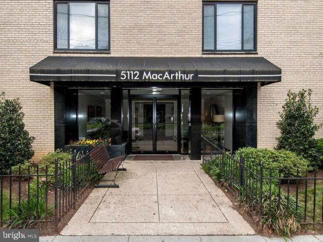 5112 Macarthur Boulevard NW #308, WASHINGTON, DC 20016 (#DCDC400352) :: The Bob & Ronna Group