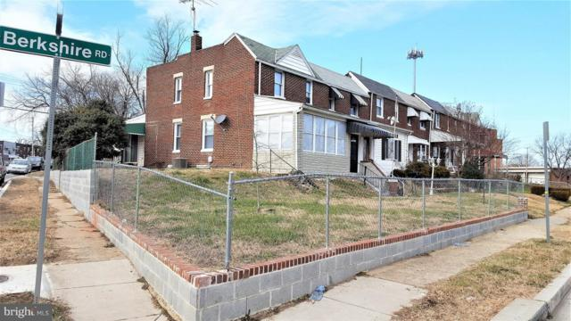 7600 Berkshire Road, BALTIMORE, MD 21224 (#MDBC433142) :: Colgan Real Estate