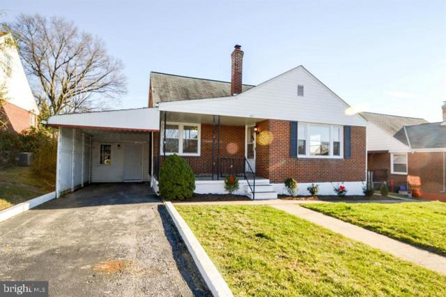 1811 Weyburn Road, BALTIMORE, MD 21237 (#MDBC433158) :: Remax Preferred | Scott Kompa Group