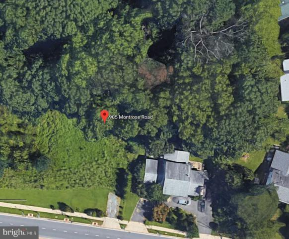 905 Montrose Road, NORTH BETHESDA, MD 20852 (#MDMC621176) :: Advance Realty Bel Air, Inc