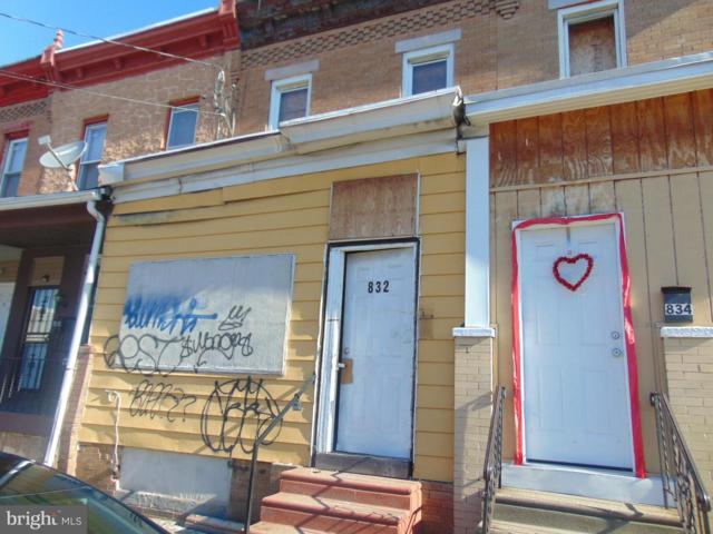 832 Haddon, CAMDEN, NJ 08103 (#NJCD347142) :: Keller Williams Realty - Matt Fetick Team