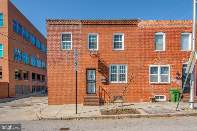 502 S Eaton Street, BALTIMORE, MD 21224 (#MDBA437910) :: Labrador Real Estate Team