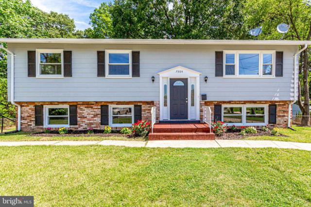 7304 Glendora Court, DISTRICT HEIGHTS, MD 20747 (#MDPG501560) :: Pearson Smith Realty