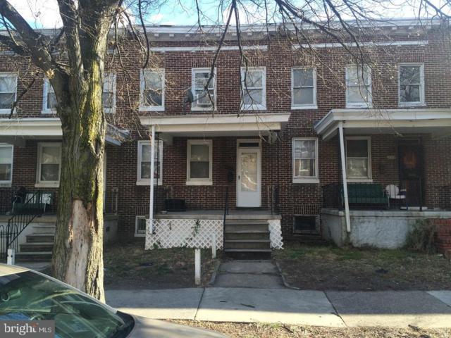 2321 Aiken Street, BALTIMORE, MD 21218 (#MDBA437944) :: Browning Homes Group
