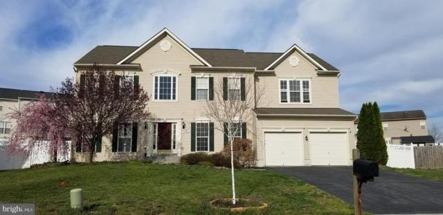 112 Walker Court, WINCHESTER, VA 22602 (#VAFV145022) :: The Daniel Register Group