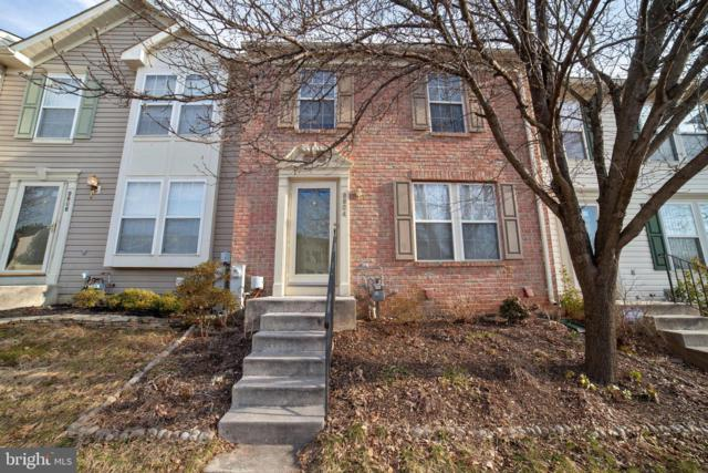 9804 Bayline Circle, OWINGS MILLS, MD 21117 (#MDBC433286) :: Colgan Real Estate