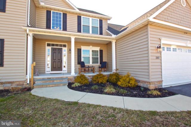 207 Beaufort Lane, MILFORD, DE 19963 (#DESU133088) :: Colgan Real Estate