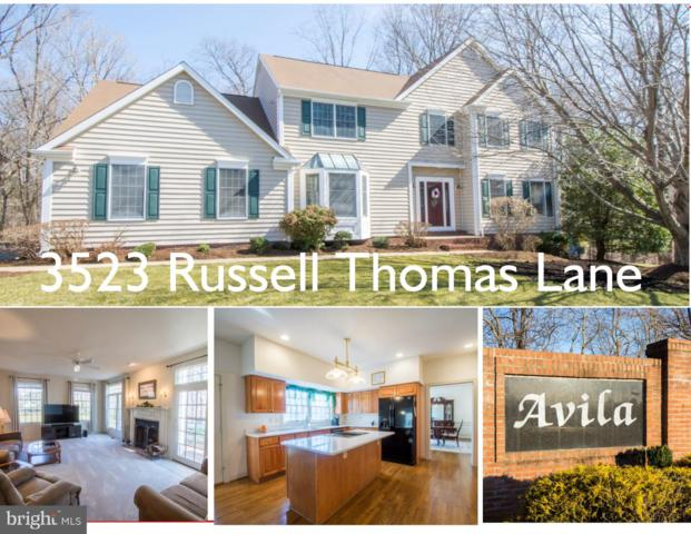 3523 Russell Thomas Lane, DAVIDSONVILLE, MD 21035 (#MDAA375606) :: The Riffle Group of Keller Williams Select Realtors