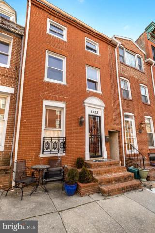 1423 William Street, BALTIMORE, MD 21230 (#MDBA438030) :: Colgan Real Estate