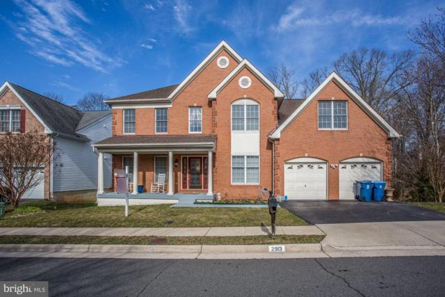 2913 Blue Holly Lane, HERNDON, VA 20171 (#VAFX995366) :: The Miller Team